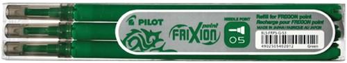 Pilot Vullingen voor Frixion Point groen