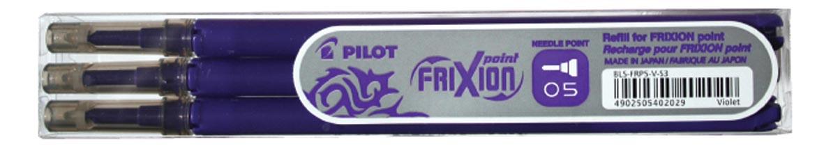 Pilot Vullingen voor Frixion Point paars