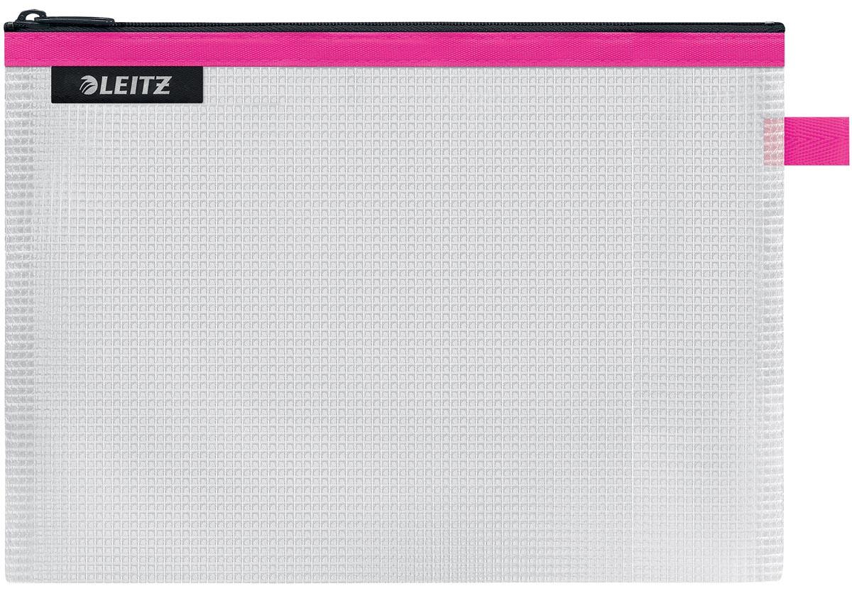 Leitz WOW Reisetui, M, A5, roze