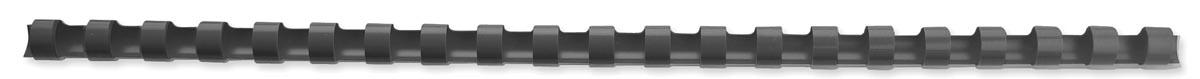 GBC CombBind bindruggen, doos van 100 stuks, 10 mm, zwart