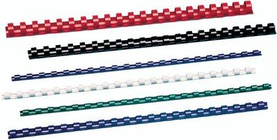 GBC CombBind bindruggen, doos van 100 stuks, 16 mm, zwart-2