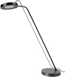 Unilux bureaulamp Illusio, LED-lamp, zwart