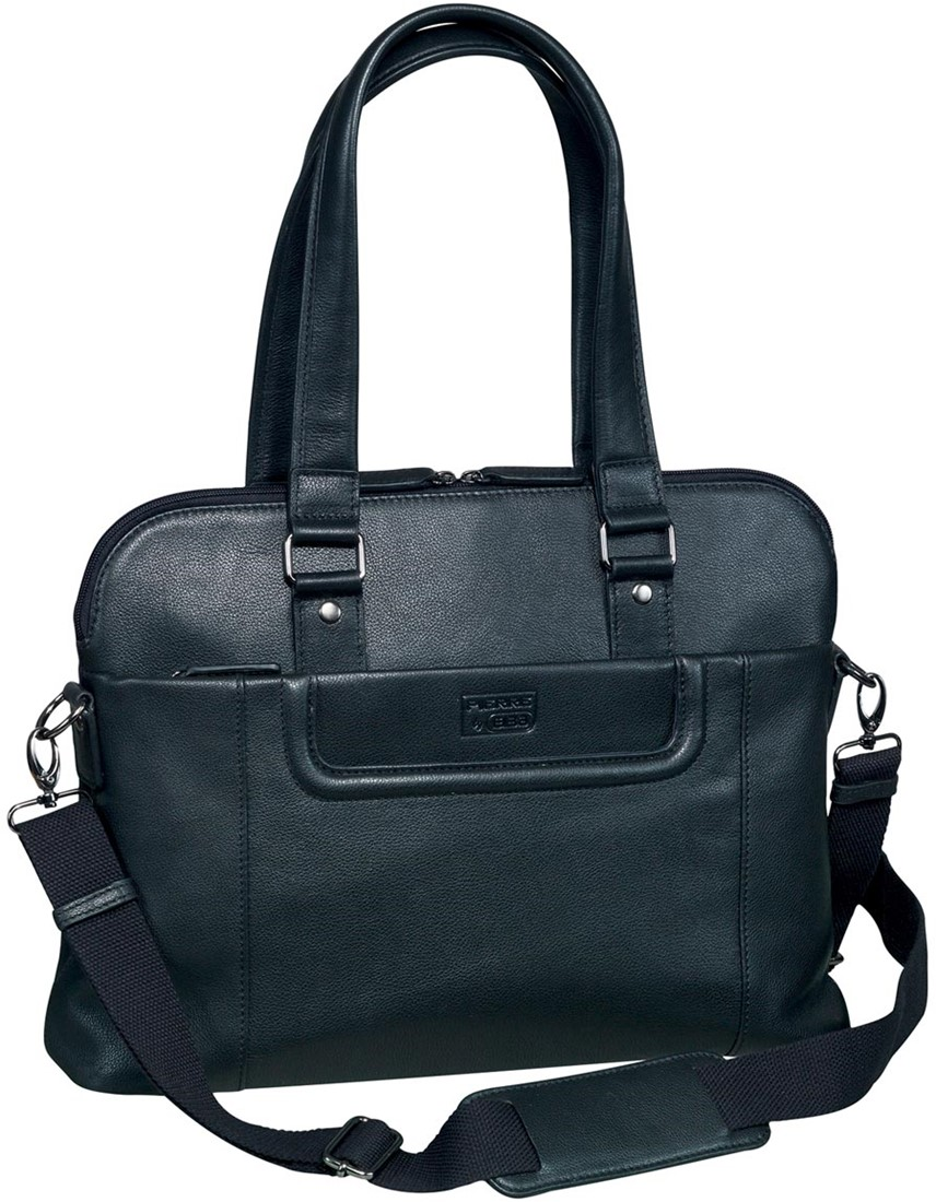 48a2d10b11b Pierre by Elba Mini Line Lady laptoptas voor 13,4 inch laptops bij ...