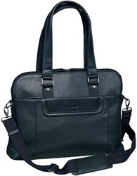 Pierre by Elba Mini Line Lady laptoptas voor 13,4 inch laptops