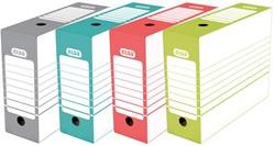 Elba archiefdoos rug van 10 cm, geassorteerde kleuren