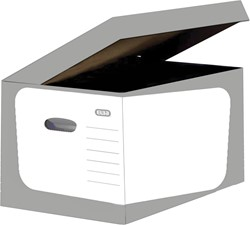 Elba archiefcontainer + 4 archiefdozen