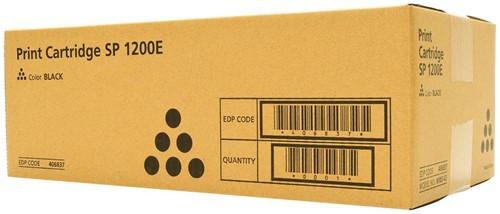 Ricoh Toner Kit zwart TYPE1200E - 2600 pagina's - 406837