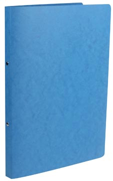 Class'ex ringmap, ft A4, 2 ringen van 16 mm, karton, blauw