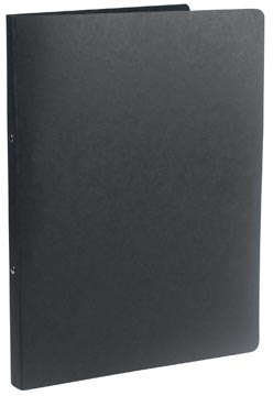 Class'ex ringmap, ft A4, 2 ringen van 16 mm, karton, zwart