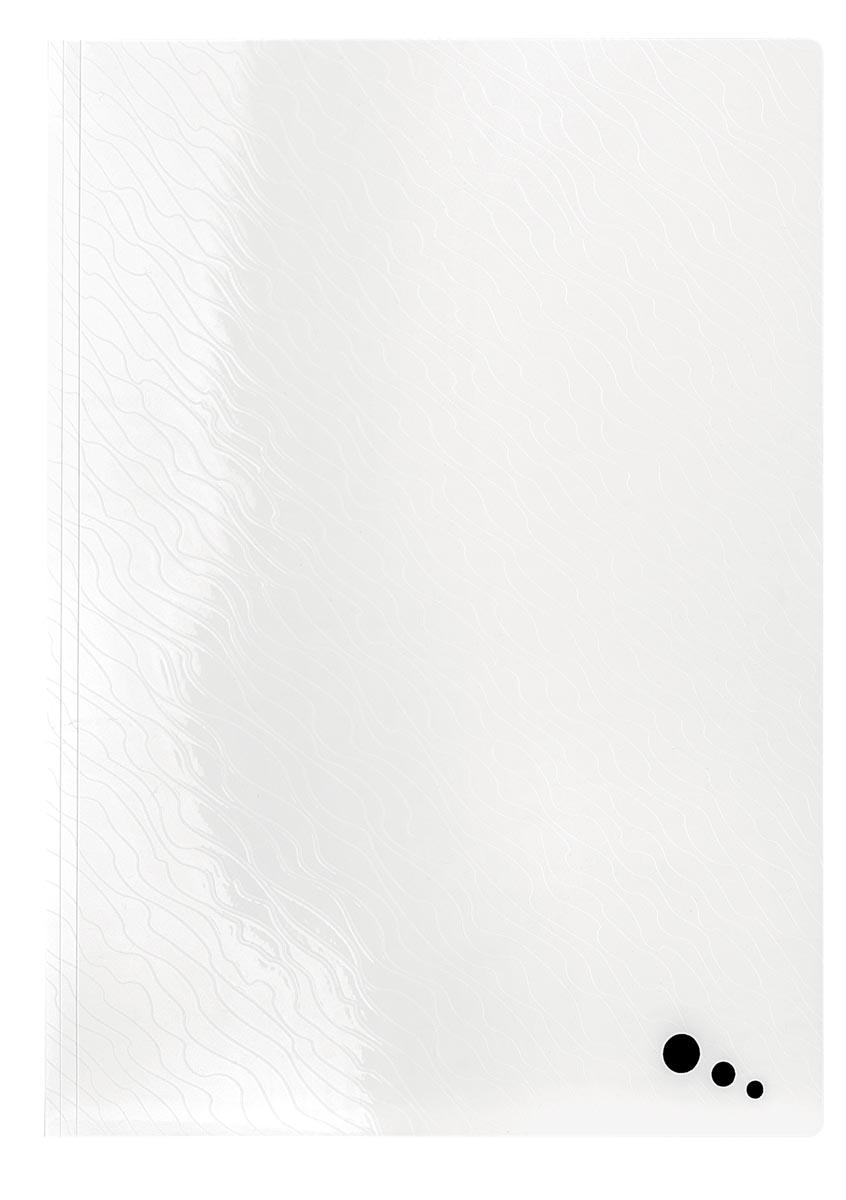 Elba Art Studio showalbum, voor ft A4, 20 tassen, uit PP, wit