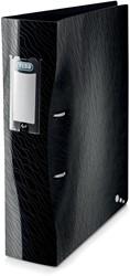 Elba Art Studio ordner, ft A4+, rug van 9 cm, uit PP, zwart