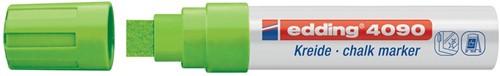 Edding Krijtmarker e-4090 lichtgroen