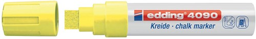 Edding Krijtmarker e-4090 neongeel