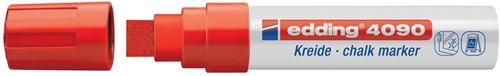 Edding Krijtmarker e-4090 rood