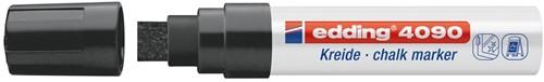 Edding Krijtmarker e-4090 zwart