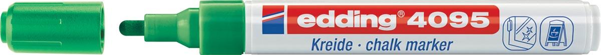 Edding Krijtmarker e-4095 groen