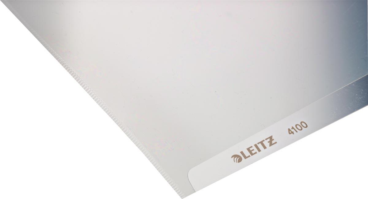 Leitz showtas ft A4, uit harde PVC, pak van 100 stuks