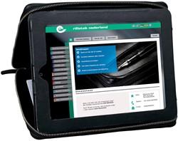 Alassio by Jüscha case voor 9,7 inch tablets, zwart