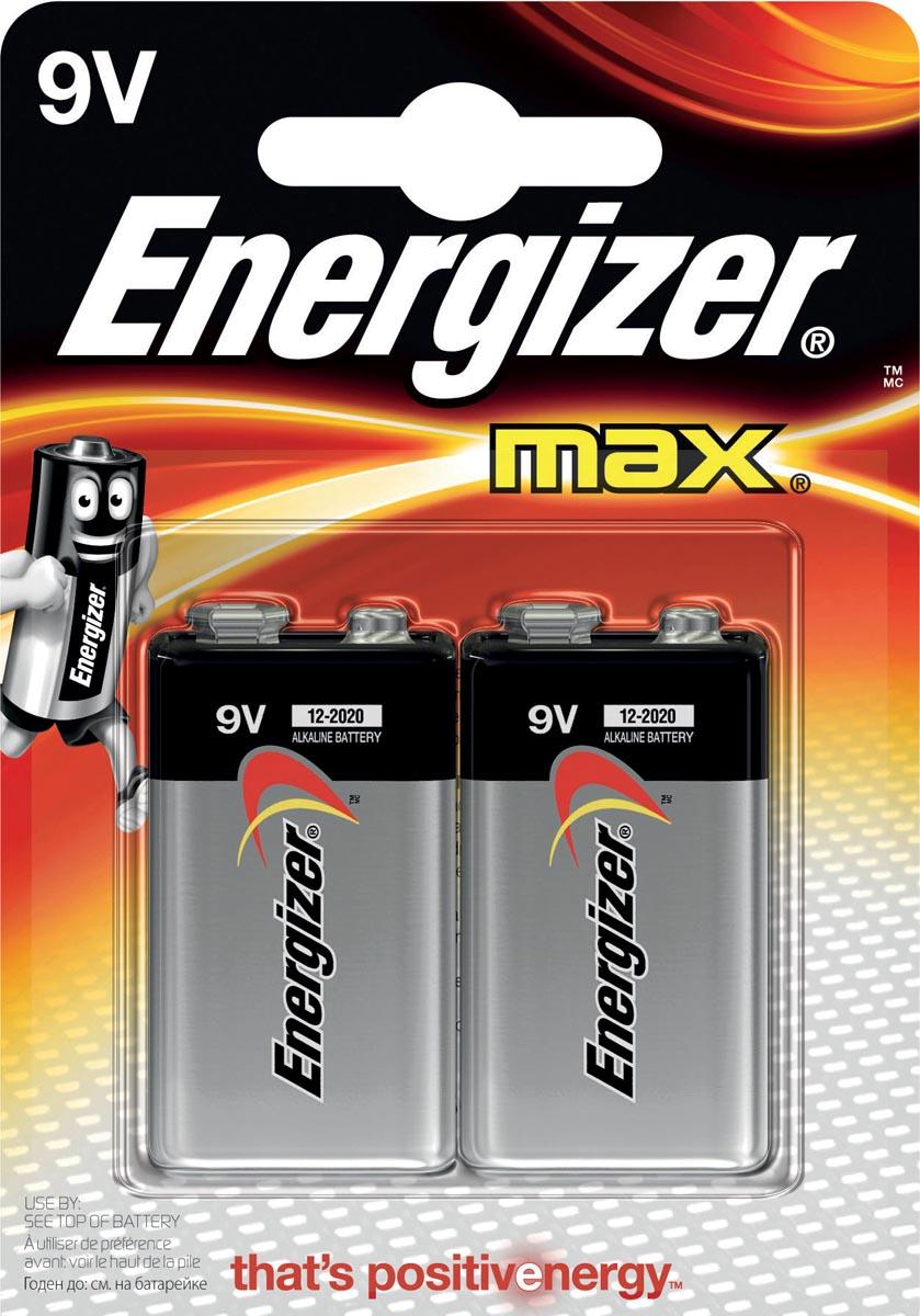 ENERGIZER Batterijen Max 2 Stuks
