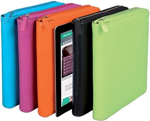 Alassio by Jüscha case voor 9,7 inch tablets, oranje-3