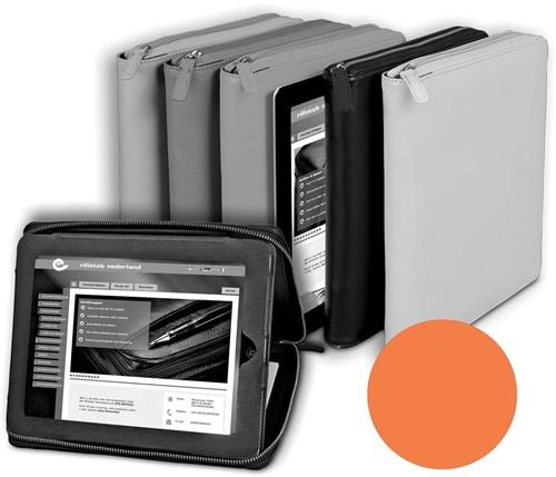 Alassio by Jüscha case voor 9,7 inch tablets, oranje