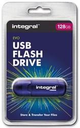 Integral Evo USB 2.0 stick, 128 GB
