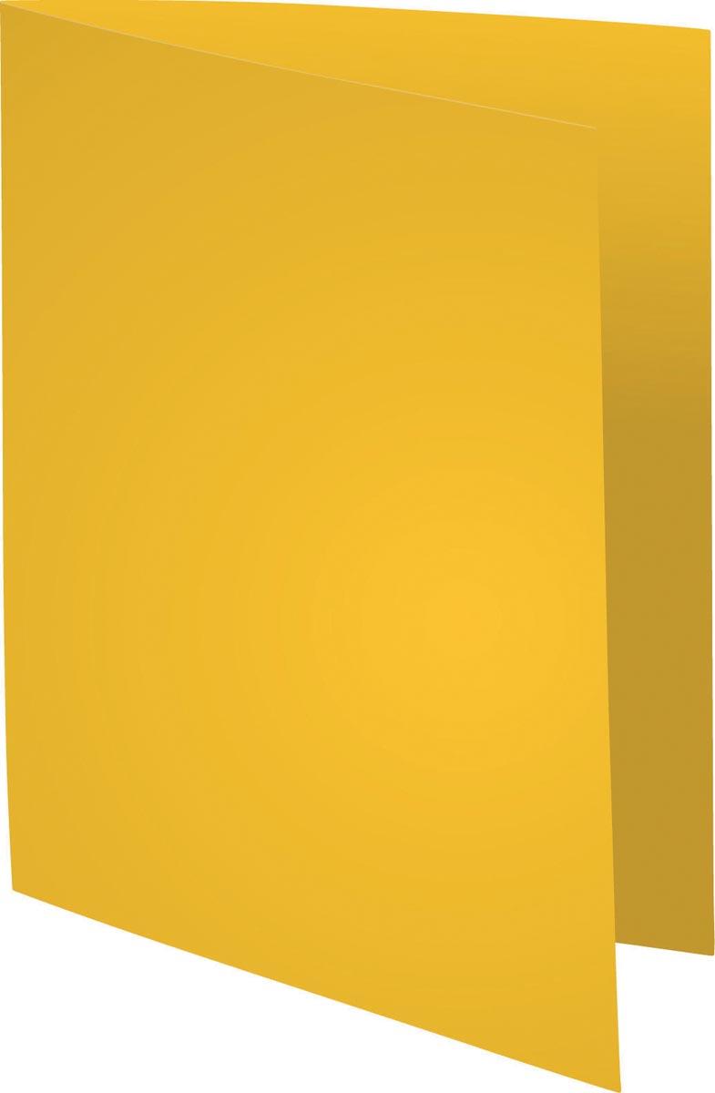 Exacompta dossiermap Forever 180, ft A4, pak van 100, geel