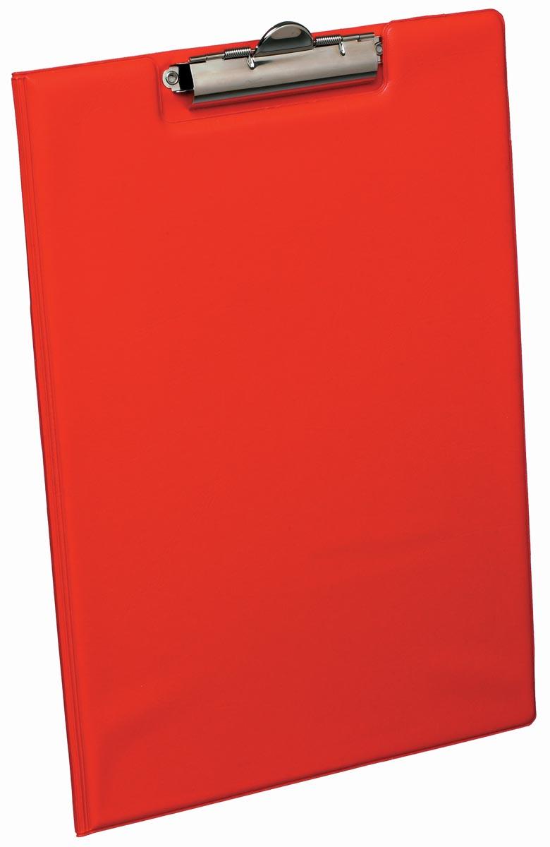 Klemplaat Basics rood