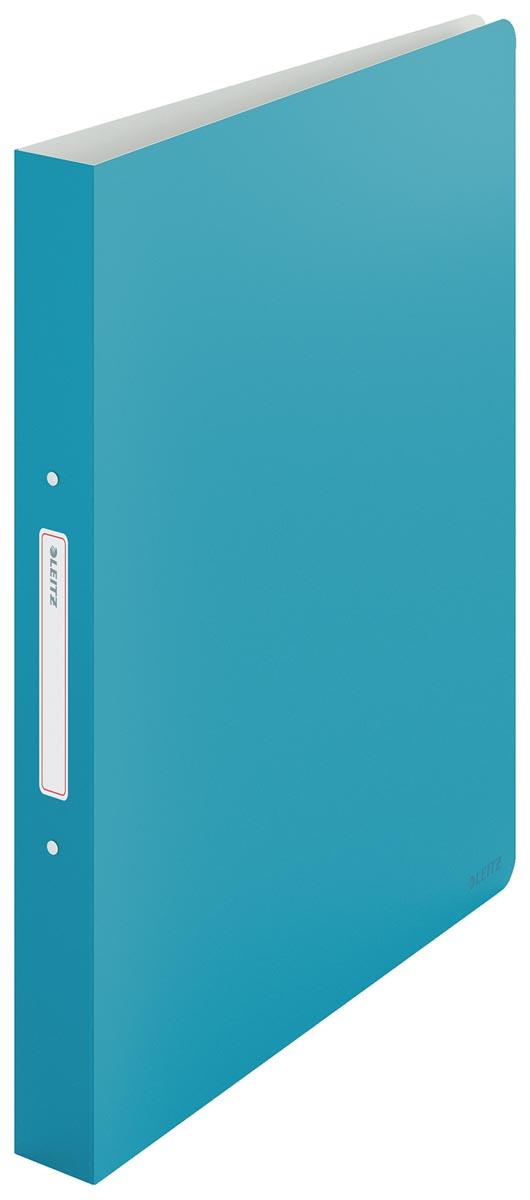 Leitz Cosy ringmap, uit PP, ft A4, blauw