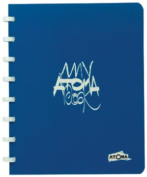 Atoma schrift My Atoma Book Collection ft A5, geruit 5 mm