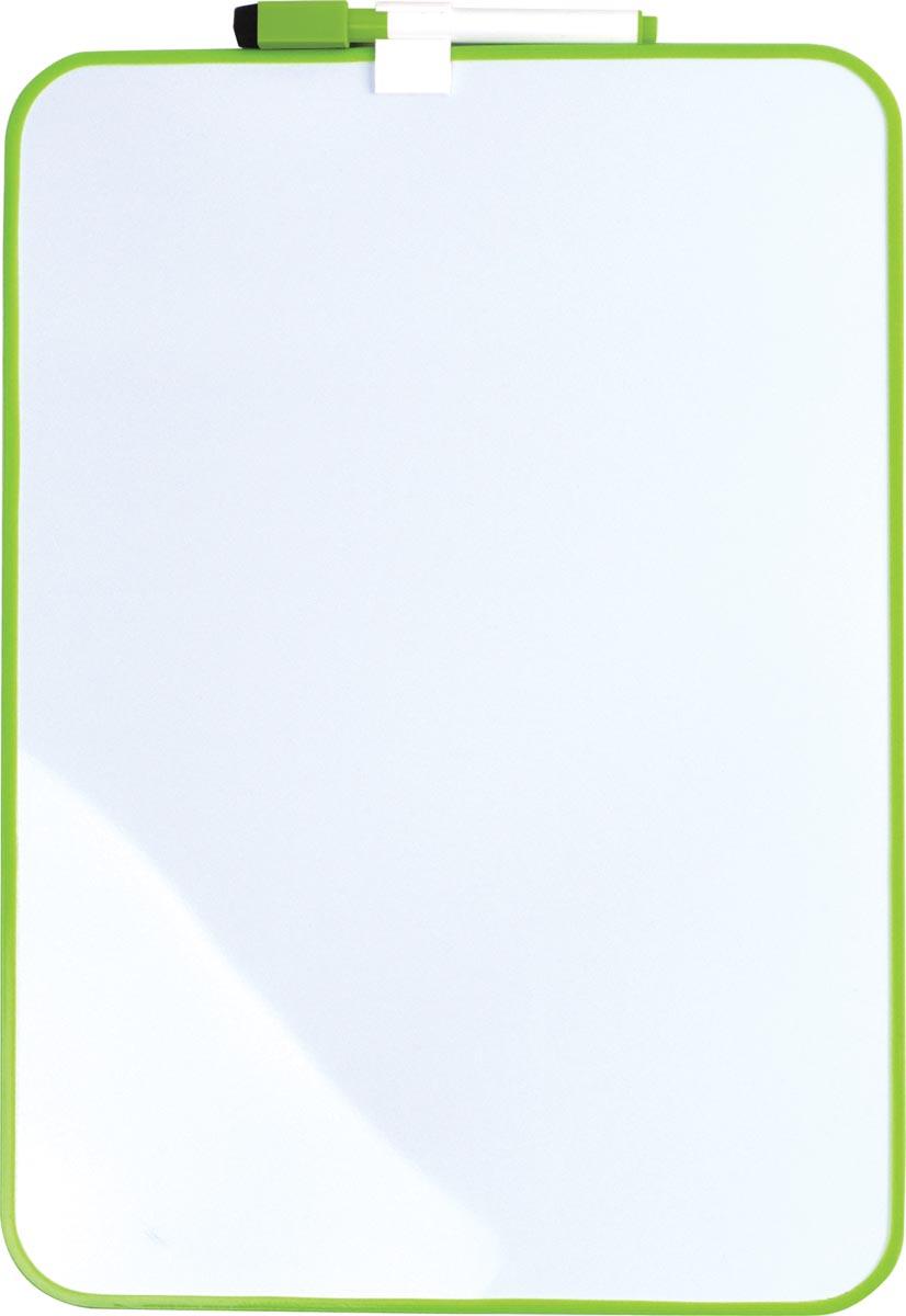 Desq Magnetisch witbord, ft 24 x 34 cm, groen