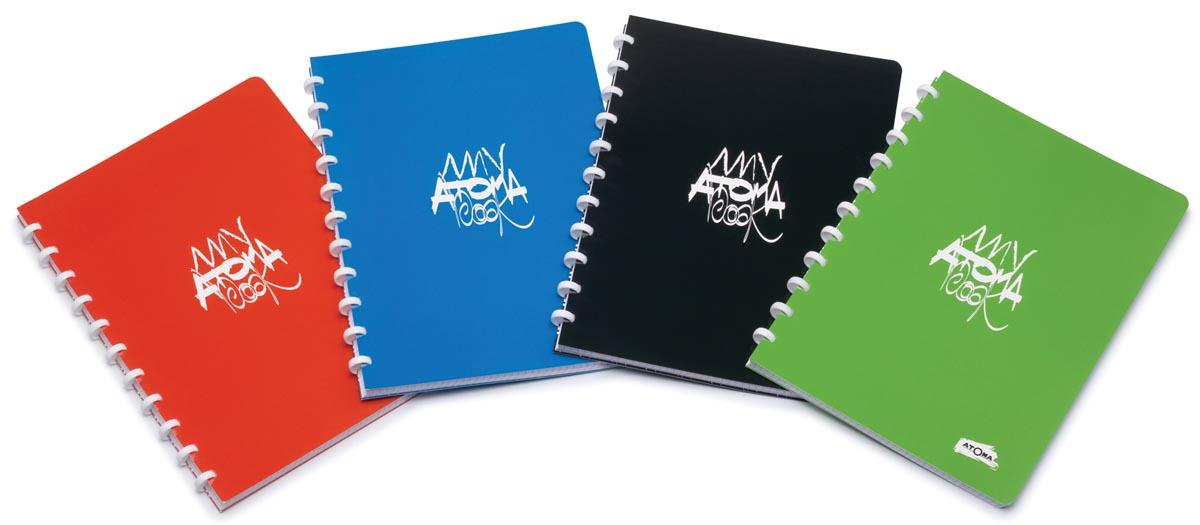 Atoma schrift My Atoma Book Collection ft A4, gelijnd