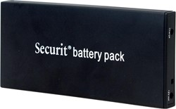 Securit batterij voor led display
