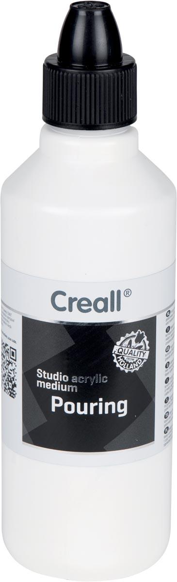 Creall Pouring medium, flacon van 500 ml