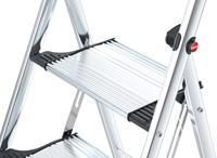 Hailo trapladder Livingstep Comfort Plus, 2 treden-2