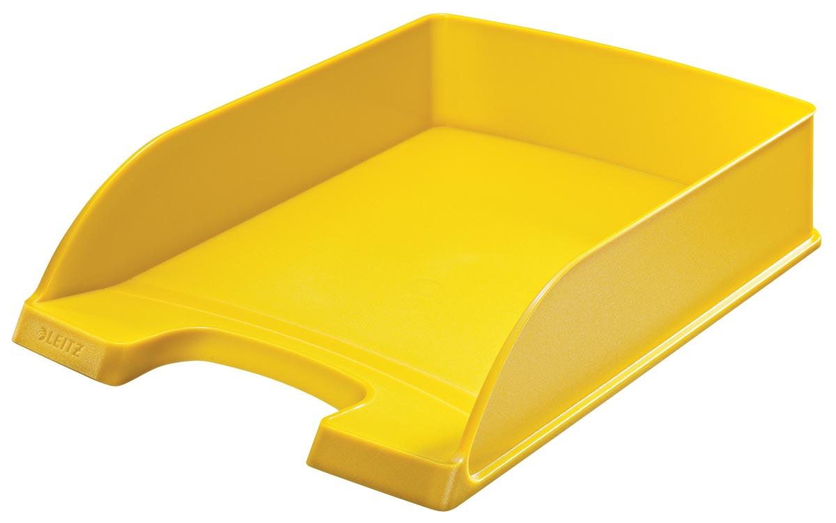 Leitz brievenbakje Plus 5227 Standaard geel