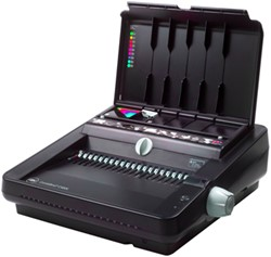 GBC inbindmachine CombBind C450E, elektrische inbindmachine