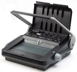 GBC inbindmachine WireBind W20 W20, manuele inbindmachine, met ponshendel