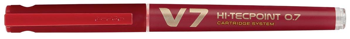Pilot Roller Hi-Tecpoint V7 0,5 mm rood