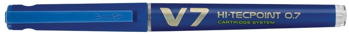Pilot Roller Hi-Tecpoint V7 0,5 mm blauw