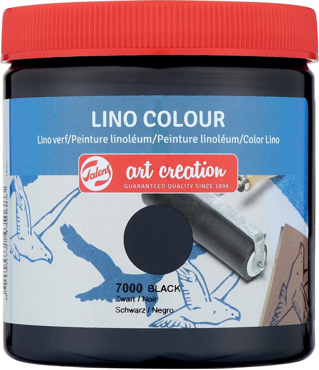 Talens Art Creation lino verf, zwart
