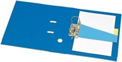 Esselte trapezium verdeelstroken, ft 23 x 10,5 cm, blauw , pak van 100 stuks