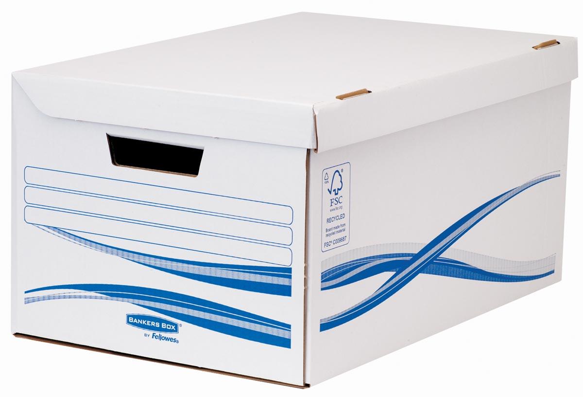 Bankers Box basic, flip top maxi