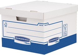 Bankers Box basic opbergdoos heavy duty large, ft 38 x 28,7 x 43 cm