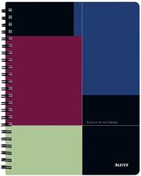 Leitz Executive notitieboek Get Organised, ft A4, geruit 5 mm
