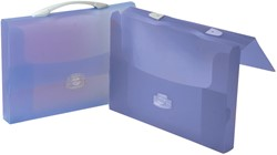 Beautone Elastobox Jelly Portable Document File, blauw