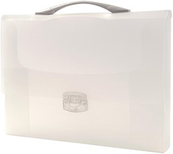 Beautone Elastobox Jelly Portable Document File, kristal