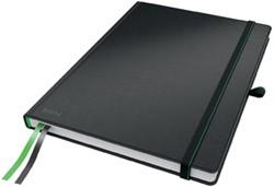 Leitz Complete notitieboek, ft A4, geruit, zwart