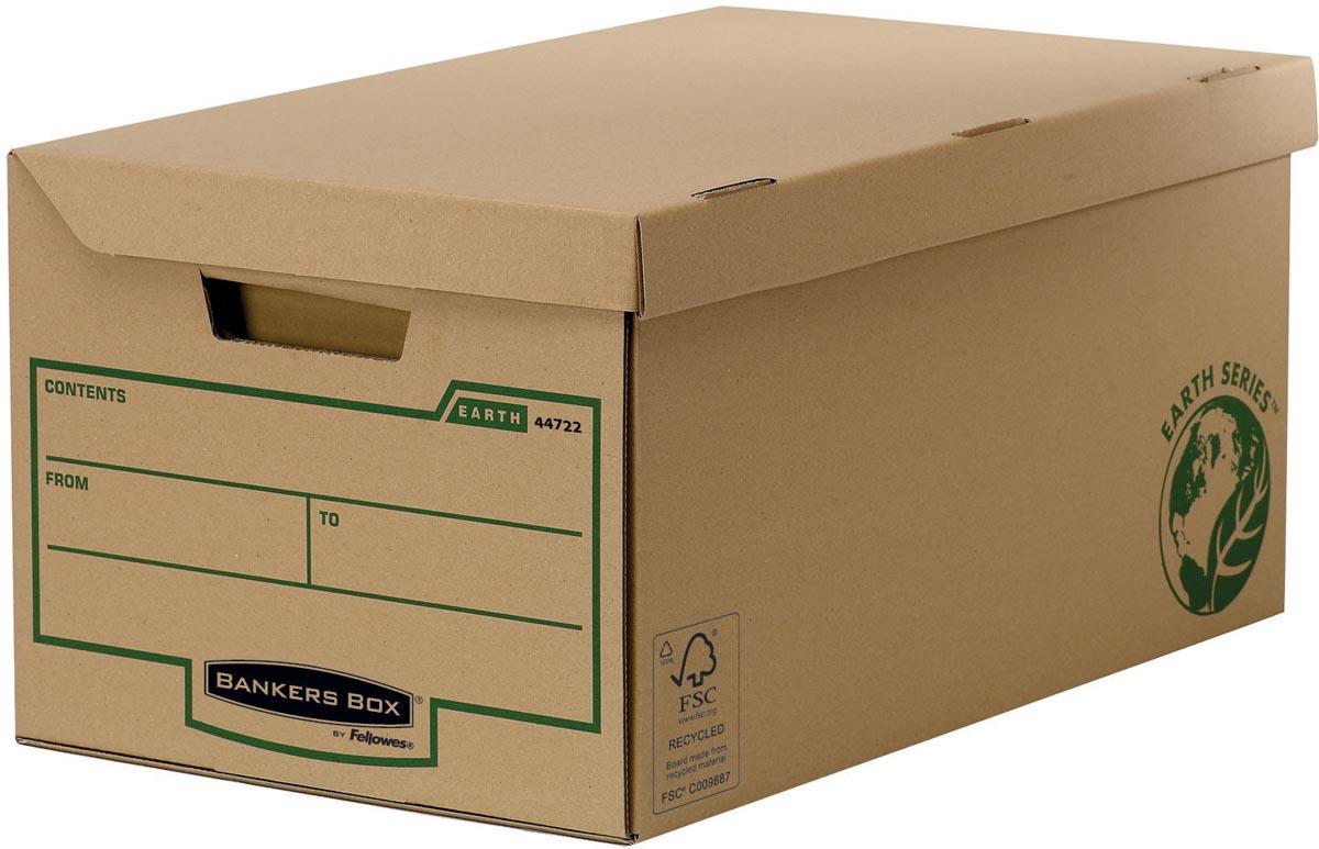 Bankers Box Earth Series opbergdoos flip top maxi