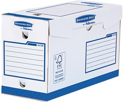 Bankers Box Basic archiefdoos, ft A4+ Heavy Duty, rug van 15 cm
